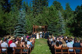 Weddings on Fall River at Estes Park Condos