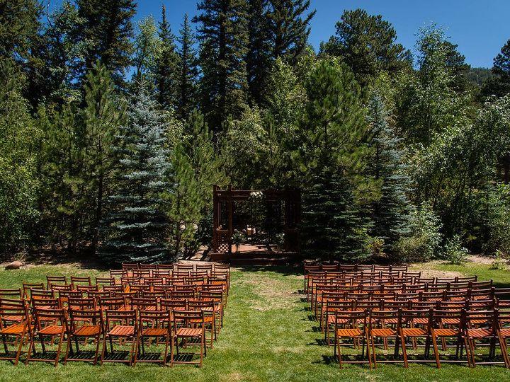 Tmx Ceremony Set Up 51 456059 V1 Estes Park wedding venue