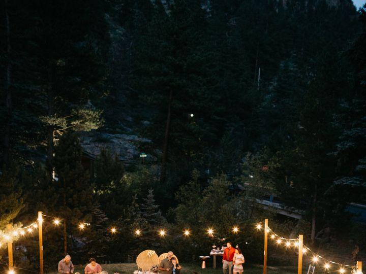 Tmx Over Head Light Reception3 51 456059 V2 Estes Park wedding venue