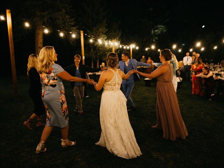 Tmx Over Head Light Reception 51 456059 V2 Estes Park wedding venue
