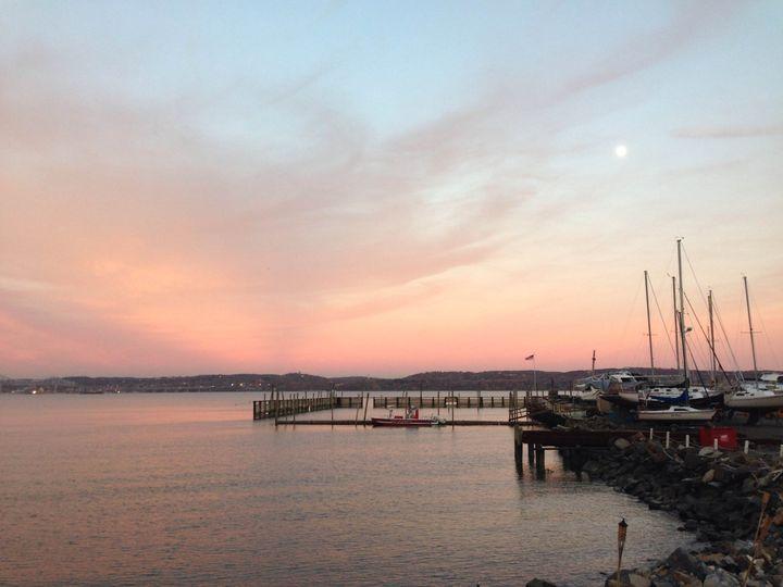 sunset marina vie