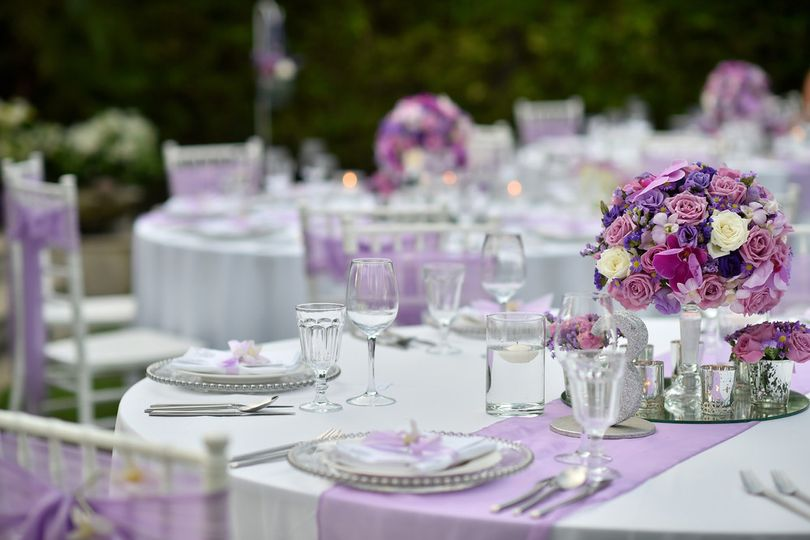 newsouth event rentals outdoor table