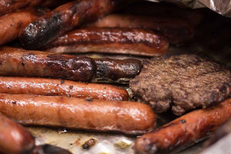 Beef BurgersHot Dogs