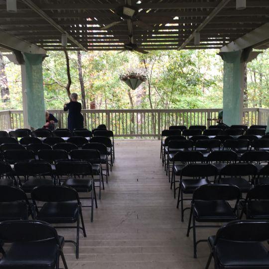Geiger Pavilion