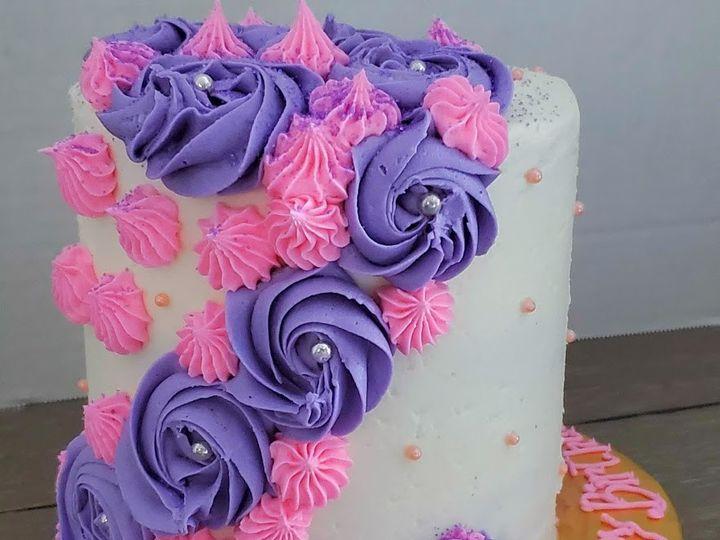 Tmx Beauty 51 1008059 1572649791 Frisco, Texas wedding cake