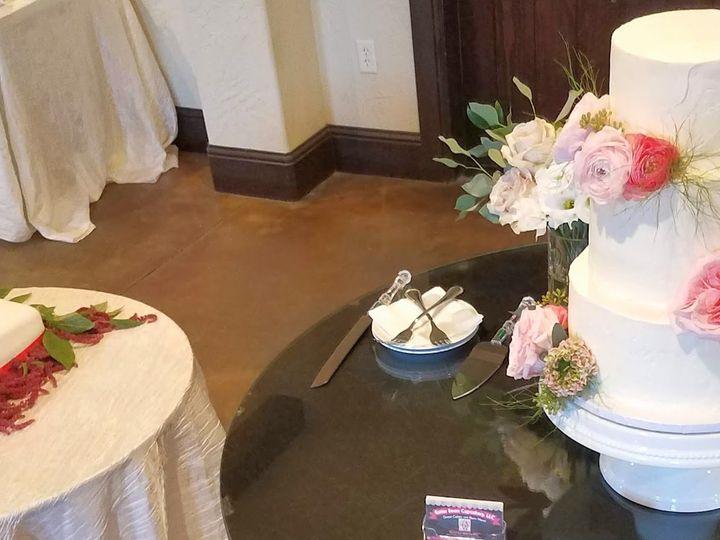 Tmx Both Cakes 51 1008059 1555894264 Frisco, Texas wedding cake