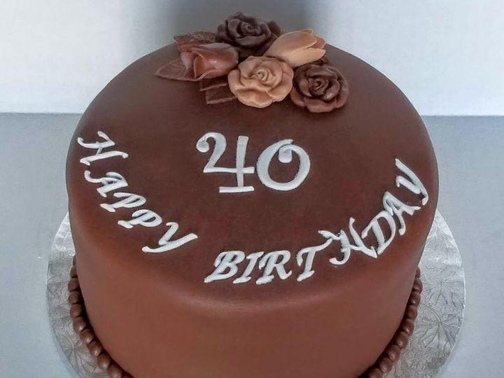 Tmx Chocolate Lover 51 1008059 1572649803 Frisco, Texas wedding cake