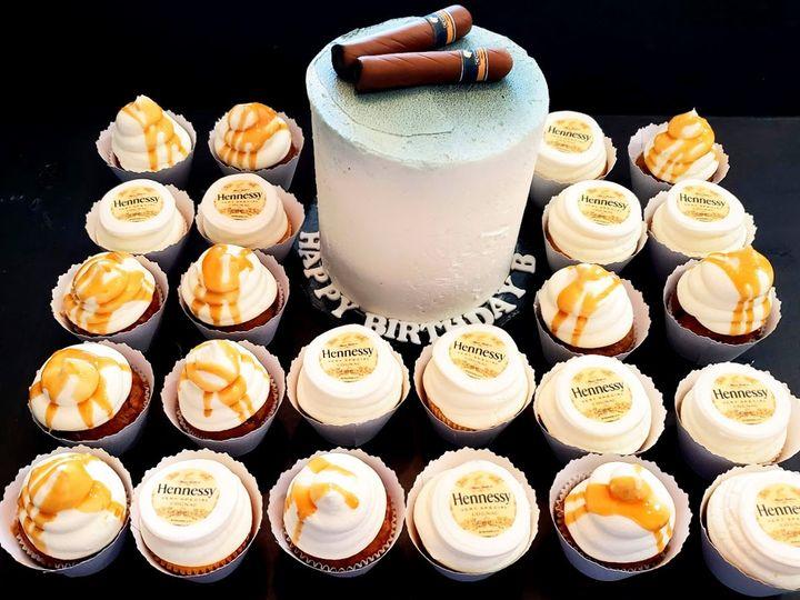 Tmx Cigars 51 1008059 1572649800 Frisco, Texas wedding cake