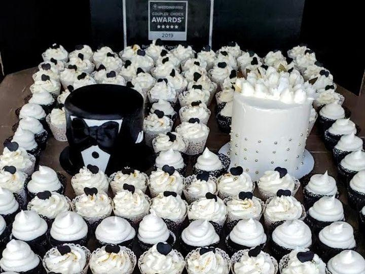 Tmx Distinguished 51 1008059 1572649784 Frisco, Texas wedding cake