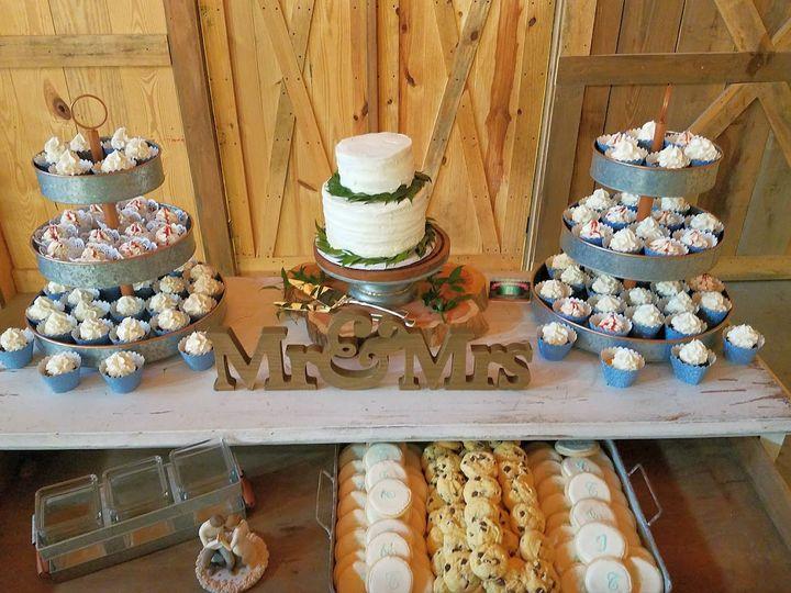 Tmx Hartman 51 1008059 Frisco, Texas wedding cake