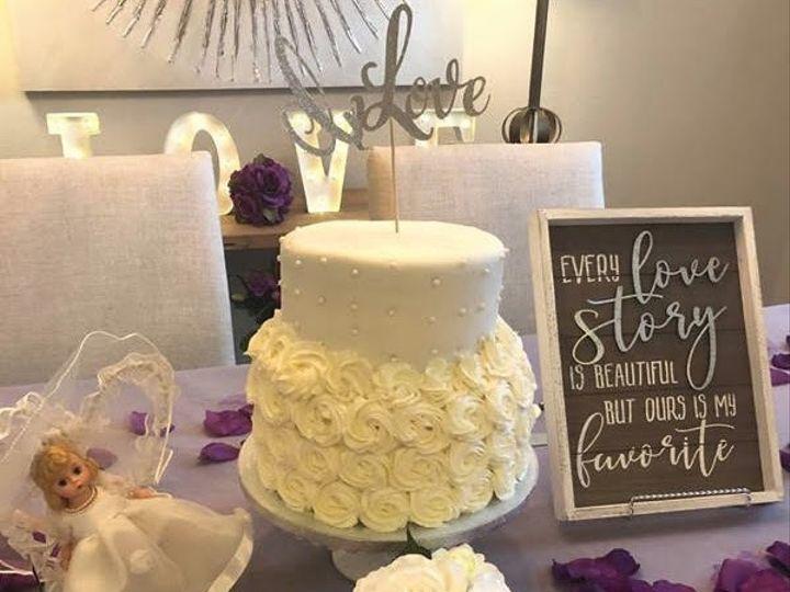 Tmx Img 2218110011 51 1008059 1572649808 Frisco, Texas wedding cake