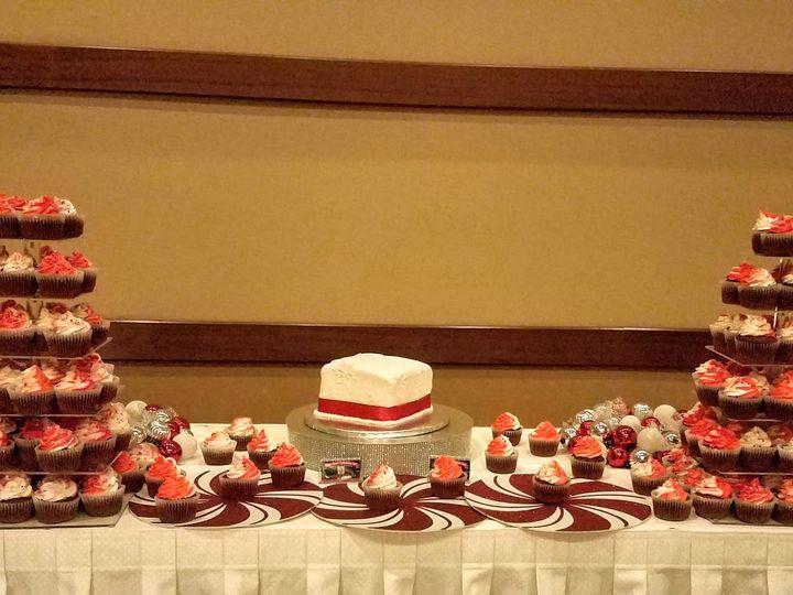 Tmx Mccranie 51 1008059 Frisco, Texas wedding cake