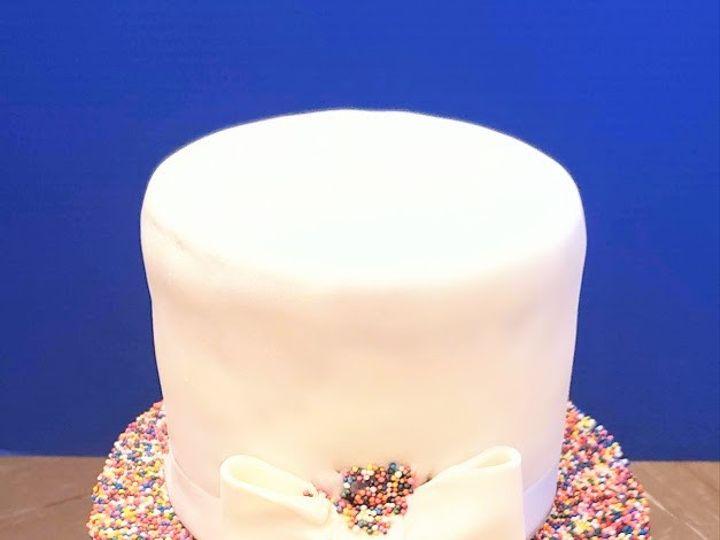 Tmx The Sweetest Gift 51 1008059 1572649785 Frisco, Texas wedding cake