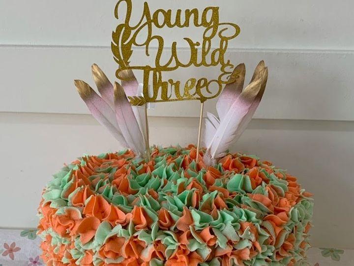 Tmx Yw32 51 1008059 1572649798 Frisco, Texas wedding cake