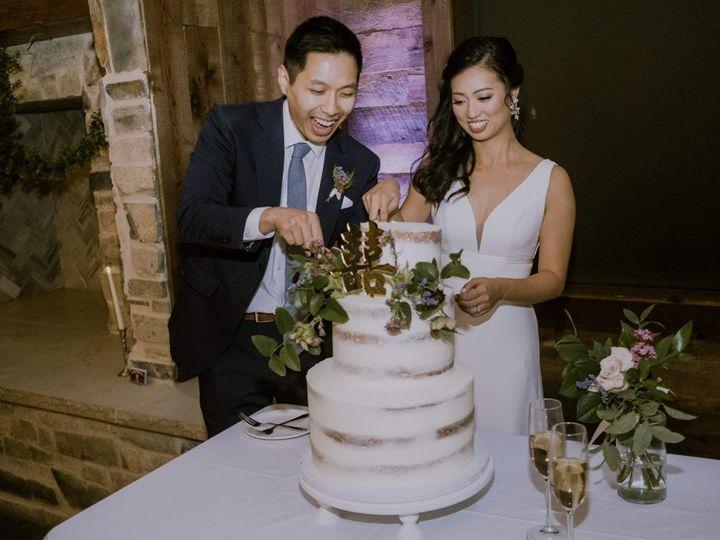 Tmx Zhang2 51 1008059 159555968216610 Frisco, Texas wedding cake