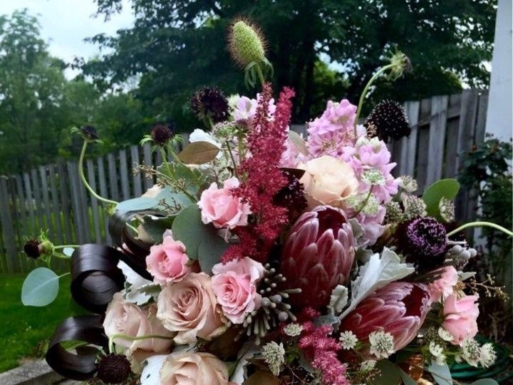 Tmx 1469058916409 1140298311573133942843833190245469245136070n Denville, New Jersey wedding florist