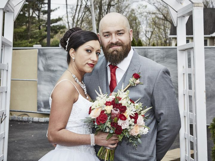 Tmx 1469058987584 160430odellwedding0414 Denville, New Jersey wedding florist