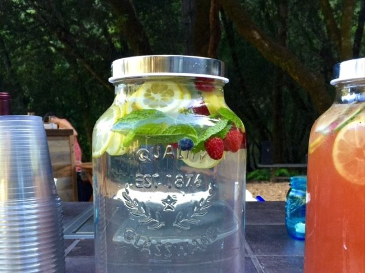 Tmx 1434751035129 Lemon Mint And Berry Water Guerneville, CA wedding catering