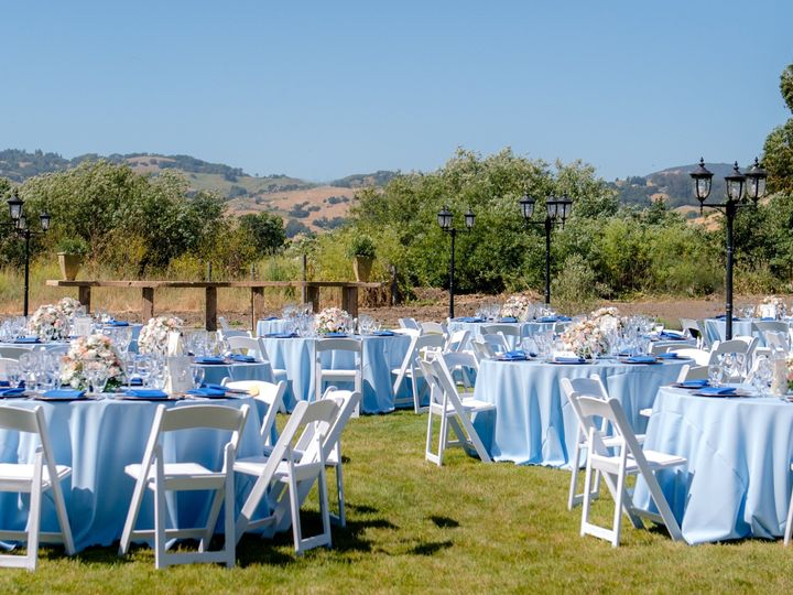 Tmx 1510365576647 2017 Wedding Tables Guerneville, CA wedding catering