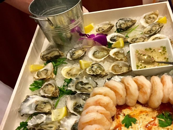 Tmx 1510365648526 Oyster On Half Shell 2017 Guerneville, CA wedding catering