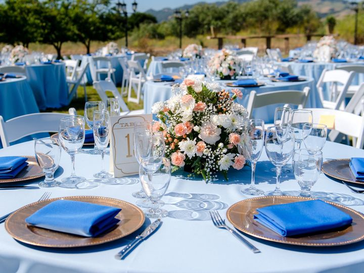 Tmx 1510365828352 Table Set Up Guerneville, CA wedding catering