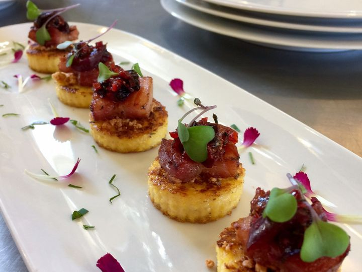 Tmx 1517437878 03ac20a38ed87179 1517437876 981abe1c4b7f6f2b 1517437855395 6 Pork Belly And Pol Guerneville, CA wedding catering