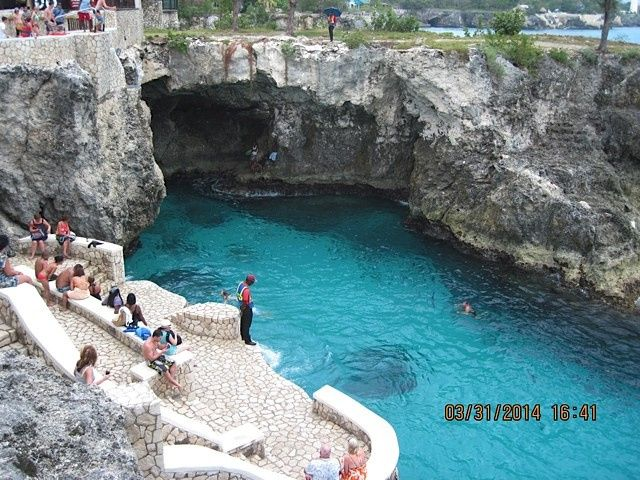 Tmx 1404136605453 Beautiful Swimming Hole In Jamaica Harleysville wedding travel