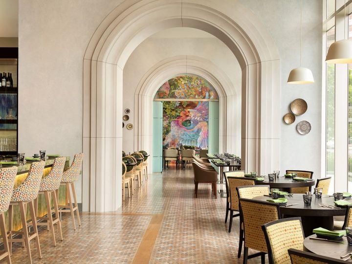 Tmx Houit Intercontinental Houston Medical Center Safina Restaurant And Bar 01 51 1069059 1561513535 Houston, TX wedding venue