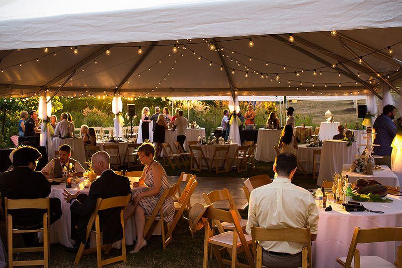 oregon winery reception