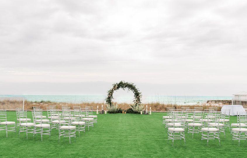 Island Green Ceremony