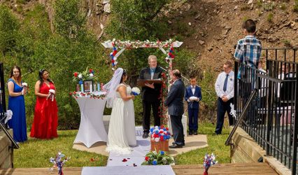 Mark Kazmer Wedding Officiant