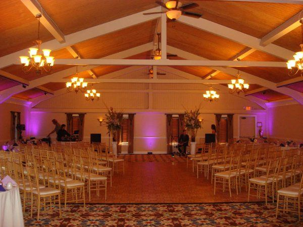 Wedding Ceremony in Grand Ballroom