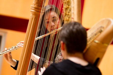 Flute and Harp Duo