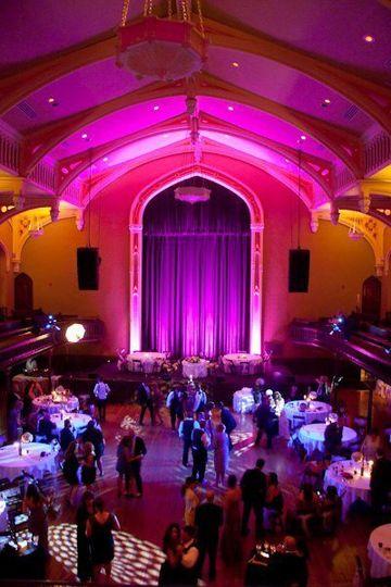 Asbury hall