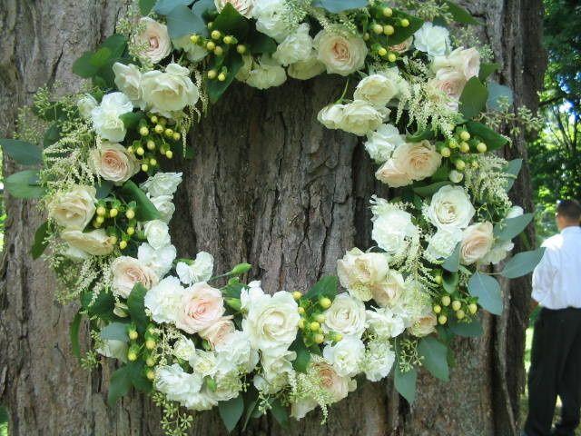 Floral wreathe