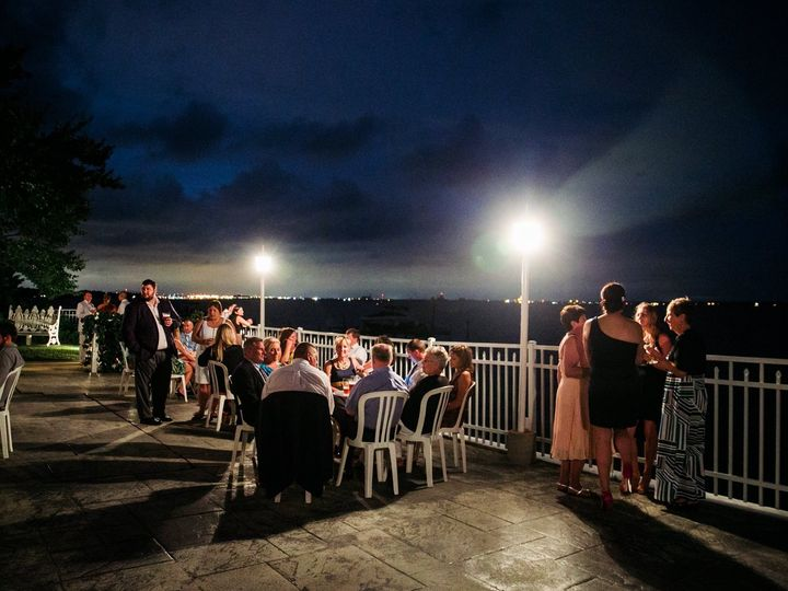 Tmx 1416183905439 Night Sky Of Patio Pasadena, Maryland wedding venue