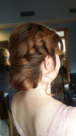 Braids for the Bride!