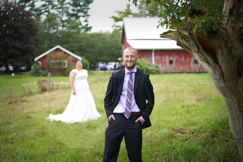 Red Trail Farm Wedding