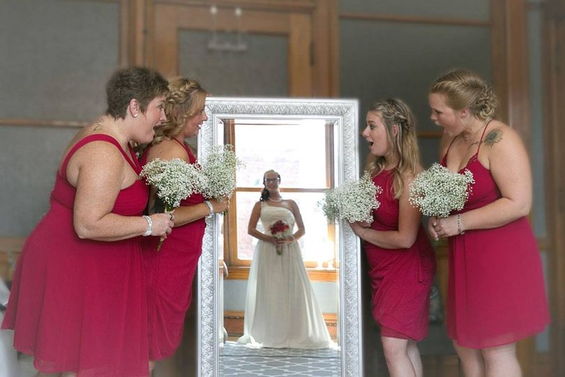 Mirror relfection