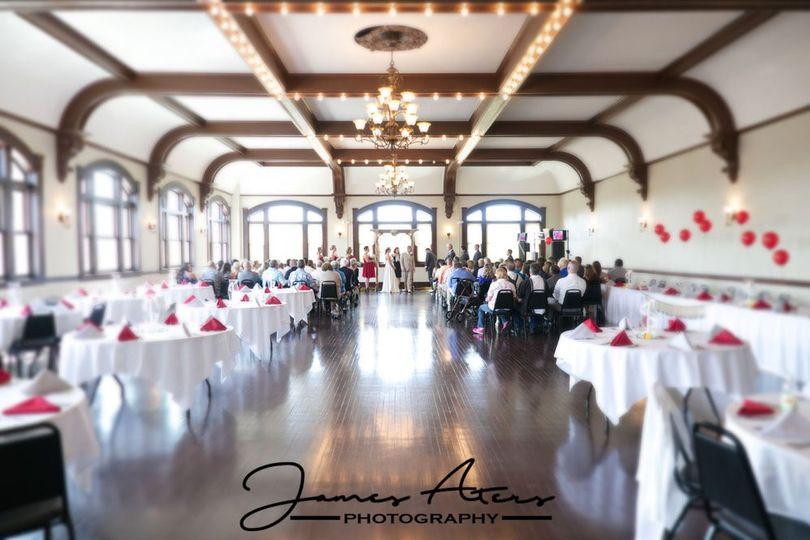 Spohn Reception Hall