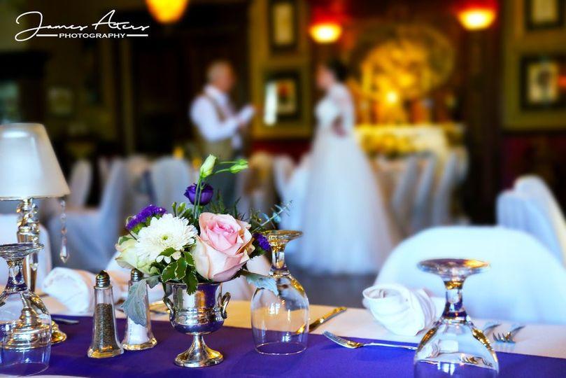 Beiger Mansion wedding