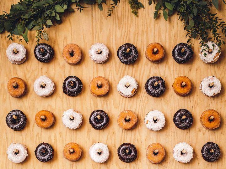 Tmx Facebook Image Donut Wall 11 5 2020 10 08 38 Am 51 1994159 160495950955050 Woodbury, MN wedding cake