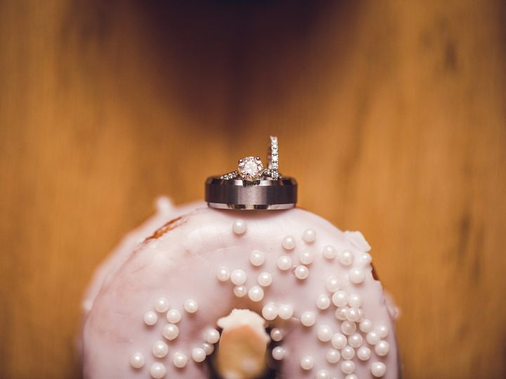 Tmx Facebook Image Donuts And Rings 3 11 5 2020 10 08 20 Am 51 1994159 160495950931566 Woodbury, MN wedding cake