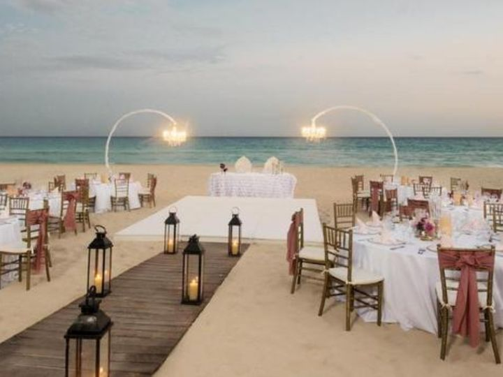 Tmx Beach Reception 51 1985159 159907119537416 Pine Bush, NY wedding travel