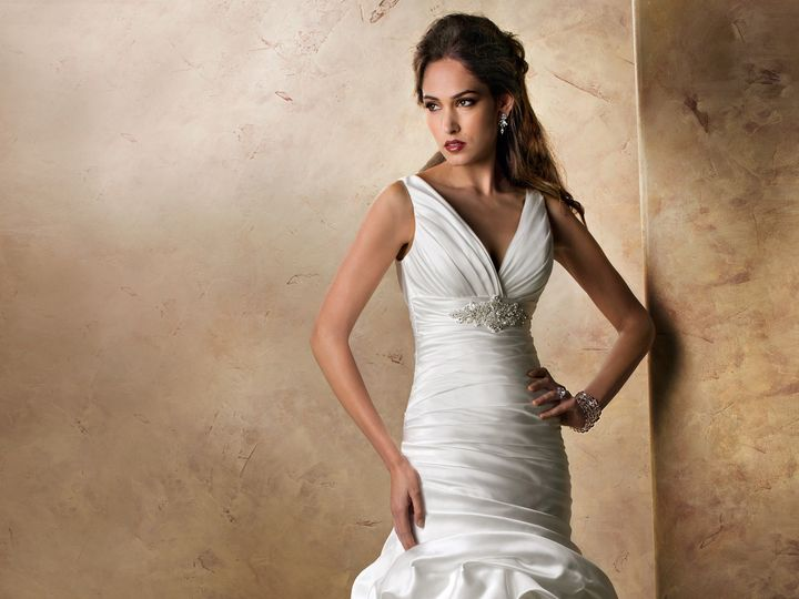 Tmx 1390585453561 21633 Trin Ambler wedding dress