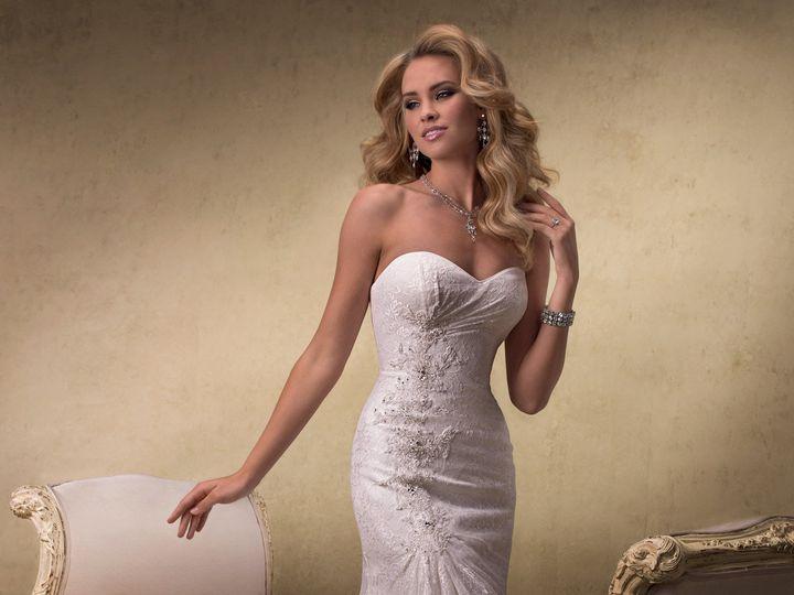 Tmx 1390585468668 111603 Everet Ambler wedding dress