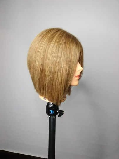 Cut and straighten