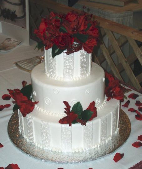 Wedding Cake Design Brighton Mi : Classic Cake Designs More Llc Wedding Mi