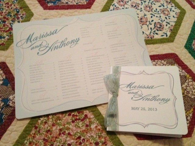 Tmx 1372287664475 Marissa Winter Park, FL wedding invitation