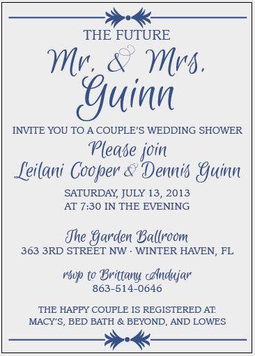 Tmx 1374897135458 Picture 4 Winter Park, FL wedding invitation
